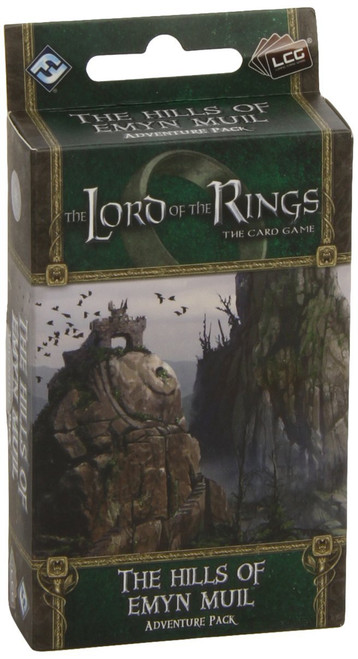 Card Games: Lord of the Rings - The Hills of Emyn Muil