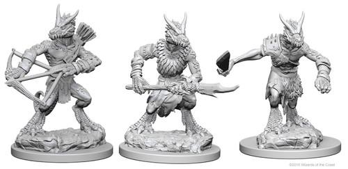 RPG Miniatures: Monsters and Enemies - Nolzur's Marvelous Unpainted Minis: Kobolds