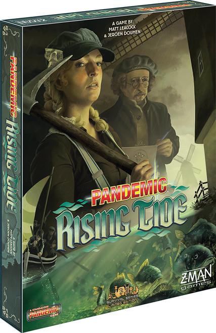 Board Games: Pandemic - Pandemic: Rising Tide
