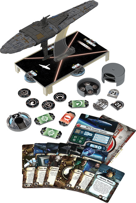 Star Wars Armada Profundity Expansion Pack FFG SWM30 Rogue One MC75 Rebel