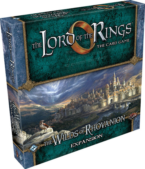 Card Games: Lord of the Rings - The Wilds of Rhovanion