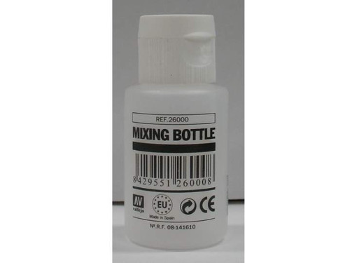 Paint: Vallejo - Auxiliaries Mixing Bottle (35ml)