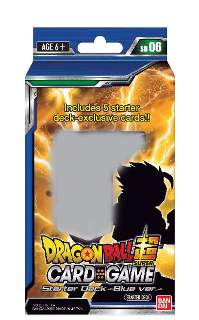 DragonBall Super: Premade Decks/Special Items - Dragon Ball Super Card Game: Resurrected Fusion Starter