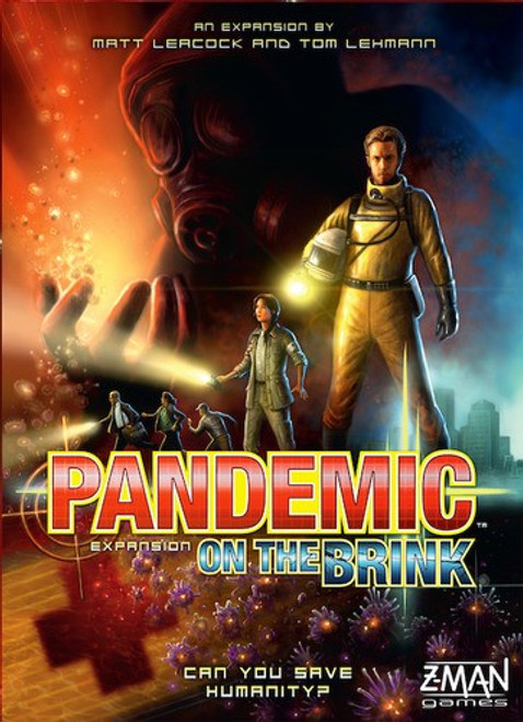 Board Games: Pandemic - Pandemic: On The Brink