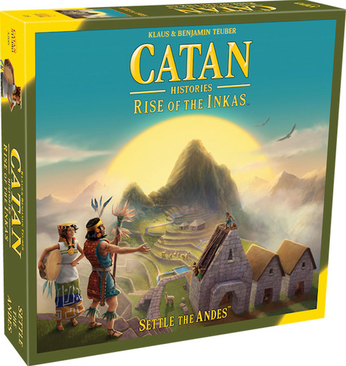 Board Games: Catan - Catan: Catan Histories - Rise of the Inkas