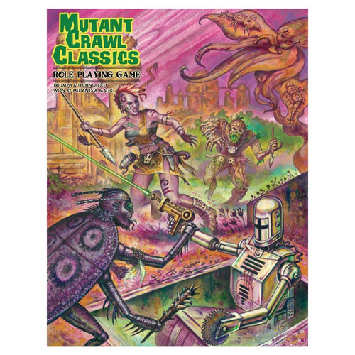 Dungeon Crawl Classics/GG: Mutant Crawl Classics