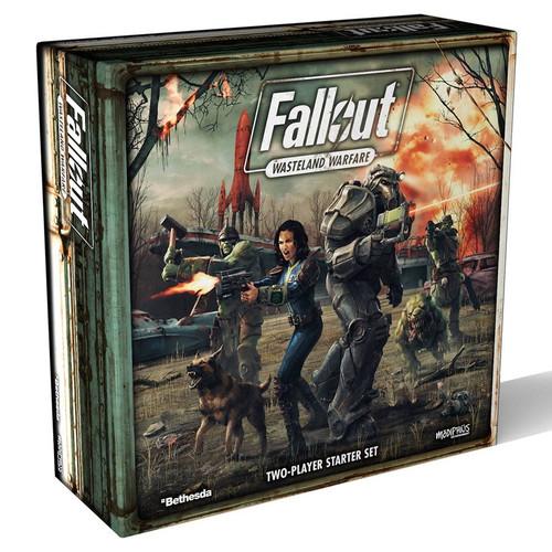 Fallout: Wasteland Warfare: Two Player Starter