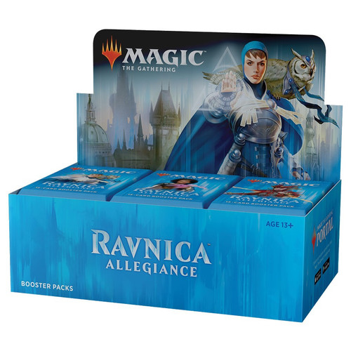 Magic The Gathering Sealed: Ravnica Allegiance - Booster Box