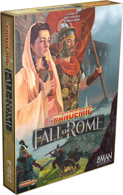 Board Games: Pandemic - Pandemic: The Fall of Rome