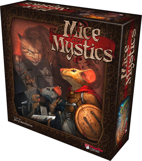 Board Games: Staff Recommendations - Mice and Mystics