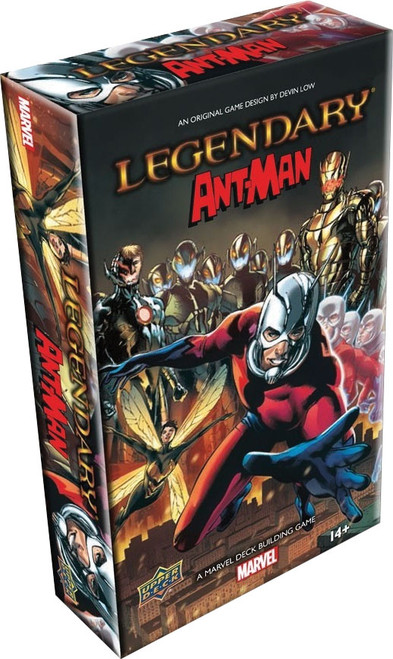 Card Games: Legendary - Marvel Legendary DBG: Ant-Man Expansion