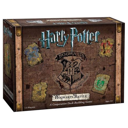 Card Games: Staff Recommendations - Harry Potter: Hogwarts Battle