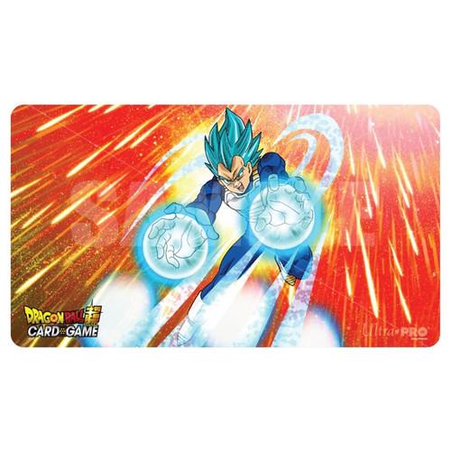 DragonBall Super: Accessories - Dragon Ball Super Play Mat - Universe 7 Saiyan Prince Vegeta