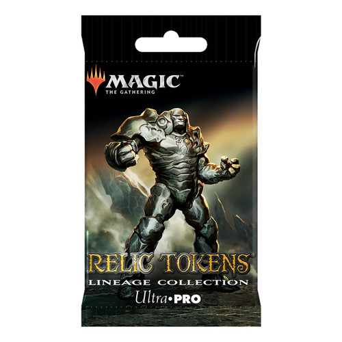 Other MTG Products: Magic the Gathering Relic Tokens Pack - Lineage Collection