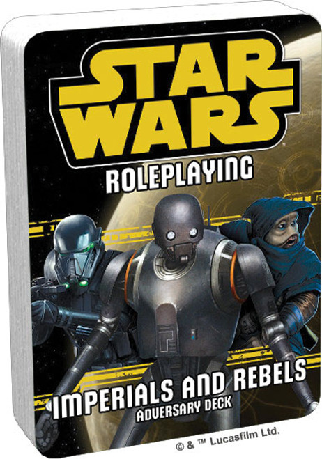 Star Wars: Adversary Deck - Imperials and Rebels III