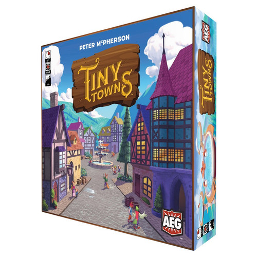 Tiny Towns Board Game Pre Order