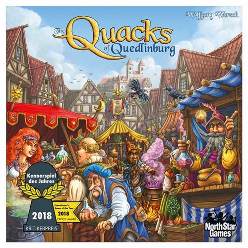 Board Games: Staff Recommendations - The Quacks of Quedlinburg