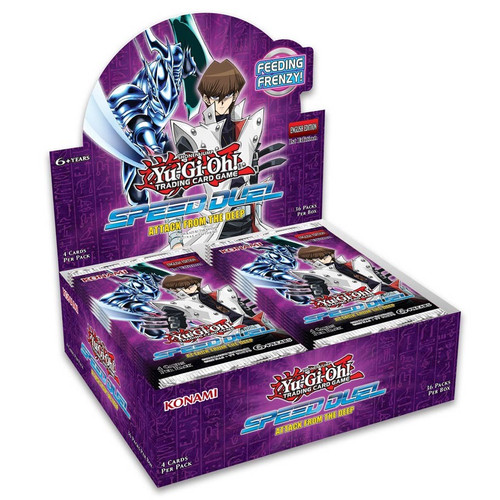 Yu-Gi-Oh: Yu-Gi-Oh! TCG: Speed Duel - Attack from the Deep Booster Display (36)
