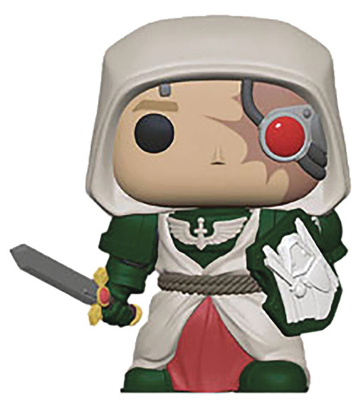 Funko POP!'s: POP! Warhammer 40K - Dark Angels Veteran
