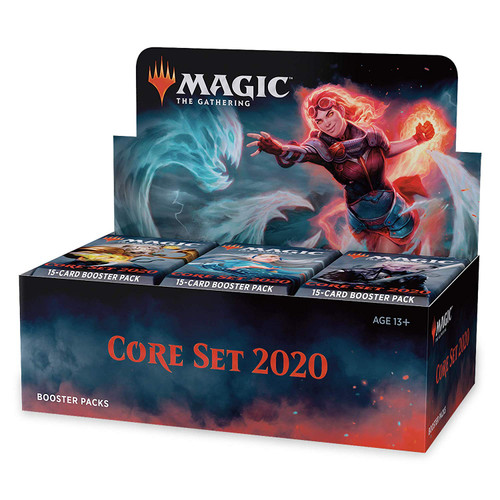 Magic The Gathering Sealed: Core Set 2020 - Booster Box