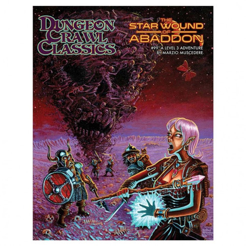 Dungeon Crawl Classics/GG: Dungeon Crawl Classics: #99 The Star Wound of Abaddon
