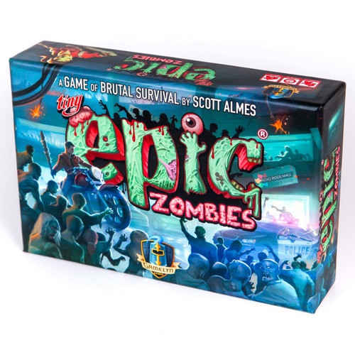 Board Games: Tiny Epic - Tiny Epic Zombies