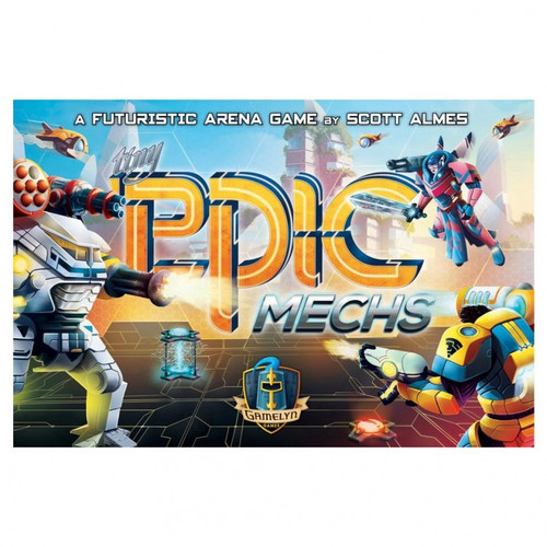 Board Games: Tiny Epic - Tiny Epic Mechs