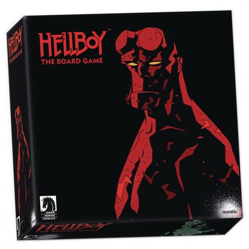 Board Games: Hellboy: The Board Game