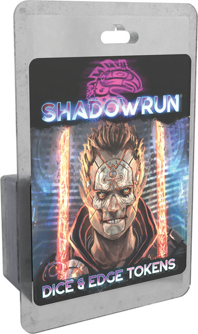Shadowrun: Shadowrun RPG: 6th Edition Dice & Edge Tokens