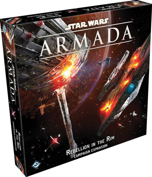 Star Wars Armada: Star Wars Armada: Rebellion in the Rim Campaign Expansion