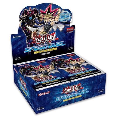 Yu-Gi-Oh: Yu-Gi-Oh! TCG: Speed Duel - Trials of the Kingdom Booster Display (36)