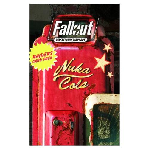 Fallout: Wasteland Warfare: Raiders Wave Exp. Card Pack