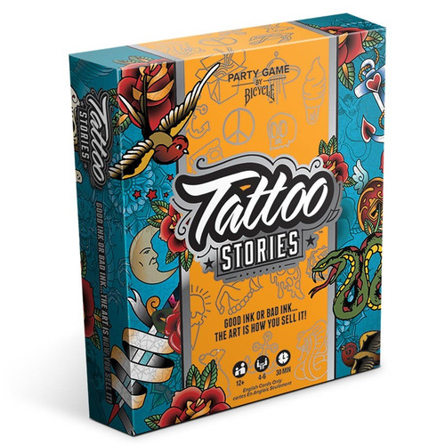 Board Games: Staff Recommendations - Tattoo Stories