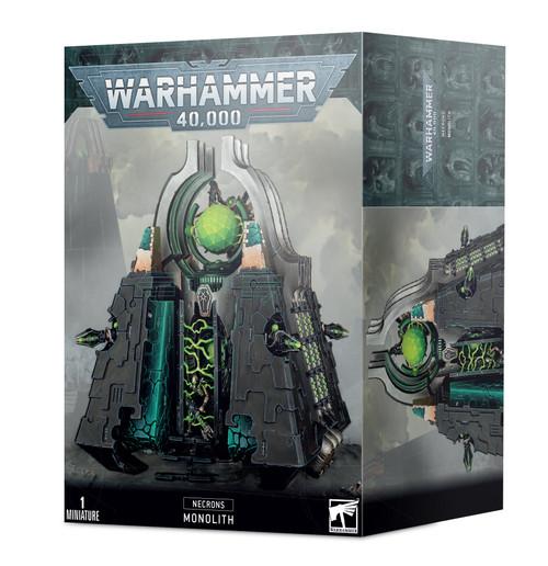 Warhammer 40K: Necrons - Monolith