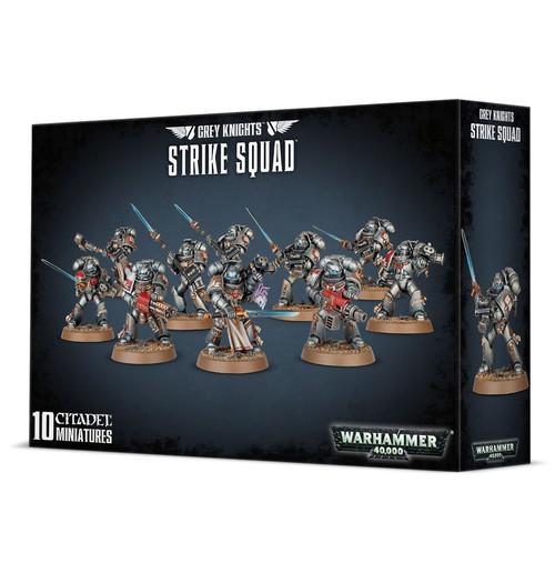 Warhammer 40K: Grey Knights - Strike Squad