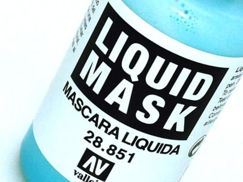 Paint: Vallejo - Auxiliaries Liquid Mask (32ml)