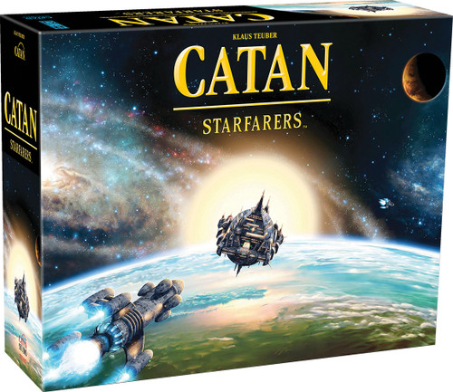 Board Games: Catan - Catan: Starfarers 2nd Edition (stand Alone)