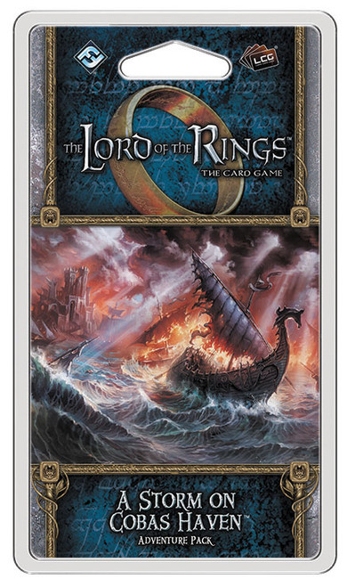Card Games: Lord of the Rings - A Storm on Cobas Haven