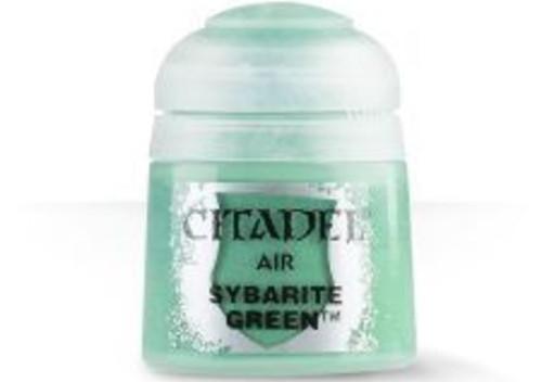 Paint: Citadel - Air Paint Air: Sybarite Green