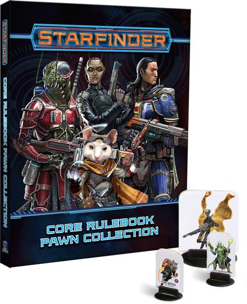 Starfinder: Starfinder RPG: Pawns - Core Pawn Collection