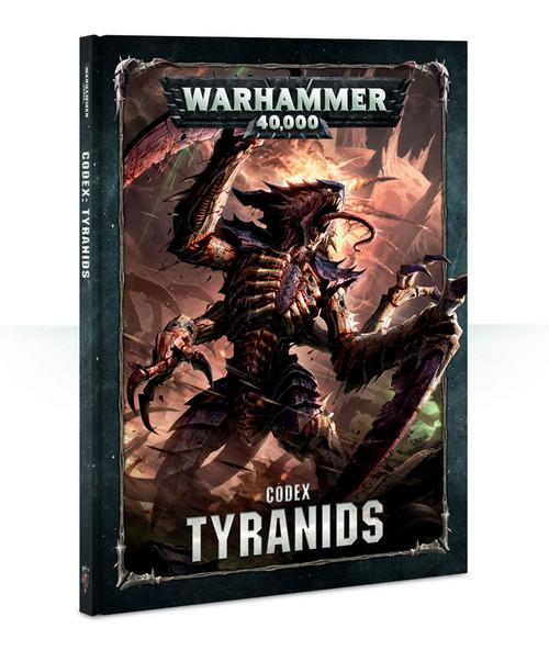 Warhammer 40K: Tyranids - Codex: Tyranids