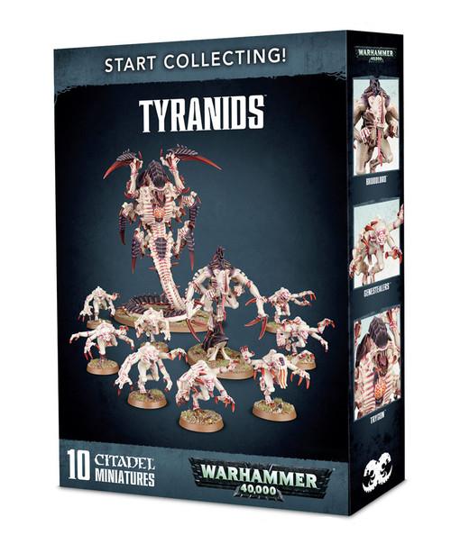 Warhammer 40K: Tyranids - Start Collecting! Tyranids