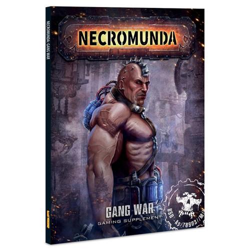 Warhammer 40K: Necromunda - Gang War