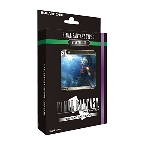 Final Fantasy TCG: FF TCG: Type-0 Starter - Ace