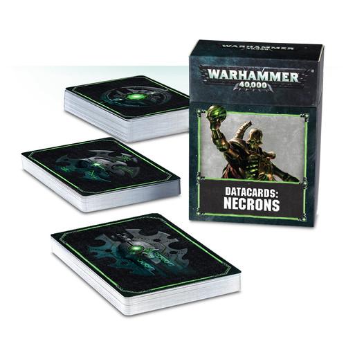 Warhammer 40K: Datacards: Necrons