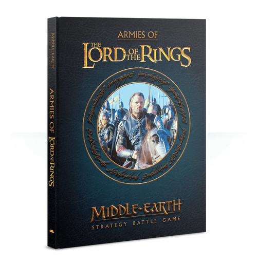 Middle Earth Strategy Battle Game: Armies of the Lord of the Rings Sourcebook