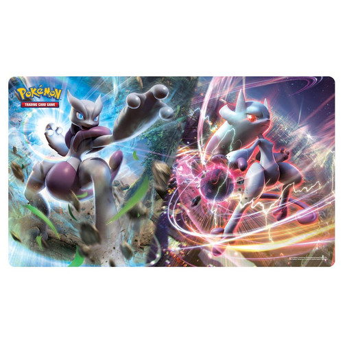 Pokemon TCG: Trainer Boxes and Special Items - Pokemon TCG: Mega Mewtwo Playmat