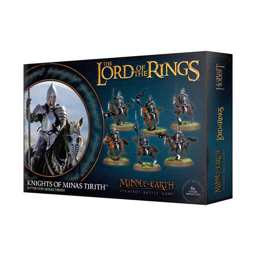 Middle Earth Strategy Battle Game: Knights of Minas Tirith