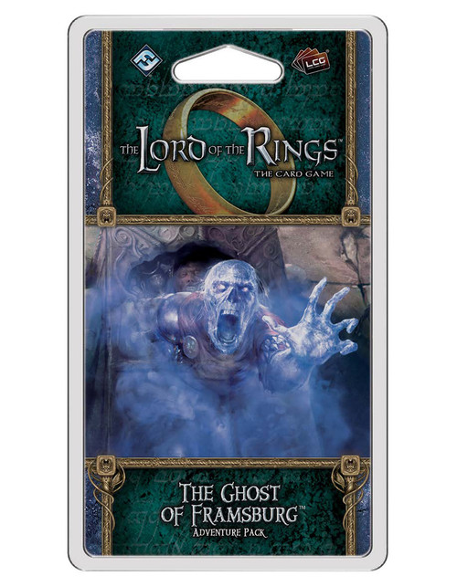 Card Games: Lord of the Rings - The Ghost of Framsburg