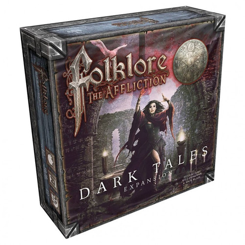 Folklore: The Affliction Dark Tale Expansion
